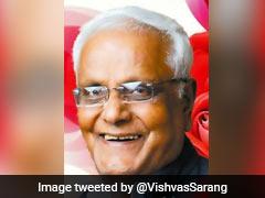 """BJP's Kailash Sarang Dies At 85, PM Modi Calls Him """"Compassionate"""" Leader"""