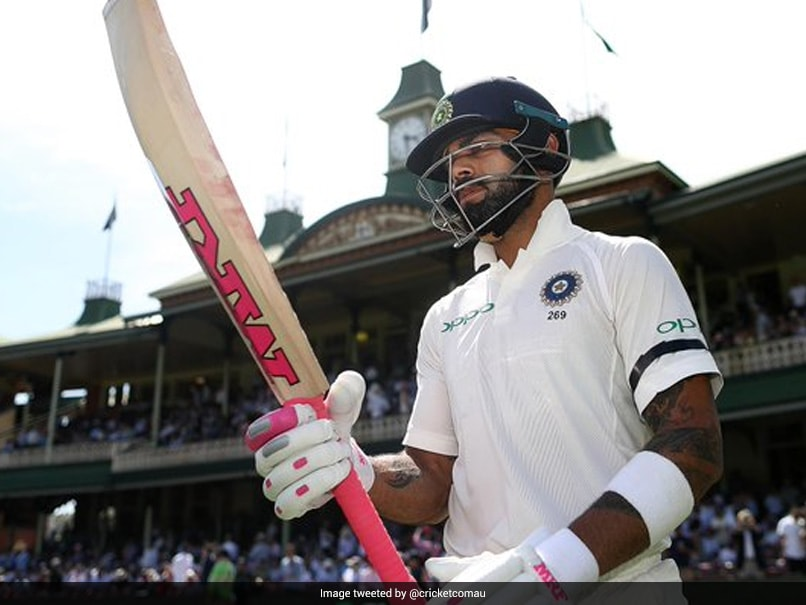 Australia vs India: Steve Waugh Disappointed Virat Kohli To Miss Three Tests