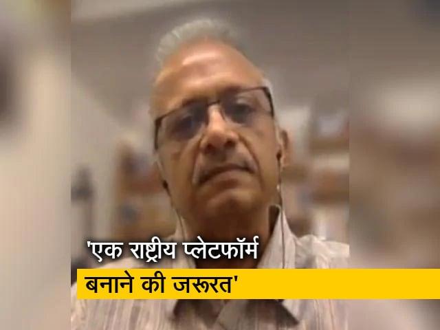 Video: संजय पुरोहित ने कहा- इस समय में लोगों की जिम्मेदारी बढ़ गयी है
