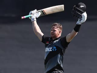 New Zealand vs West Indies: Glenn Phillips Clubs Record 46-Ball Century Against West Indies