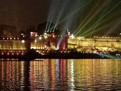 Kartik Purnima 2020: 51,000 Lamps Lit, Laser Show In Ayodhya On Dev Diwali