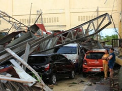 At Least 20 Dead After Typhoon Goni Hits Philippines