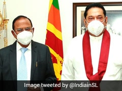 Ajit Doval Meets Sri Lankan PM, Defence Secretary In Colombo