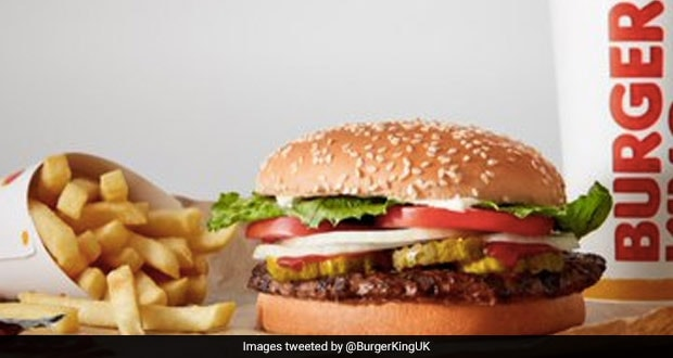 Viral: Burger King Urges People To Order From McDonalds, KFC; Leaves Twitter In Awe