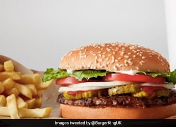 'Keep It Real': Burger King Removes Artificial Colours From Food In Latest Campaign