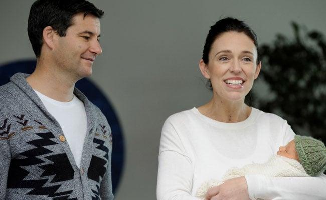 """Have Some Plans"": New Zealand's Jacinda Ardern On Her Wedding"