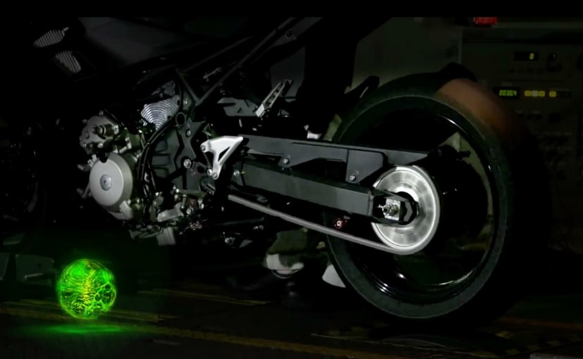Hybrid technology will allow motorcycles to be used with petrol power, full-electric or a combination
