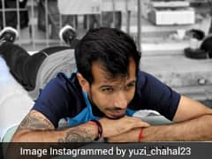 "Rashid Khan Asks Chahal ""Kya Soch Rahe Ho"" On Insta Pic. His Apt Reply"