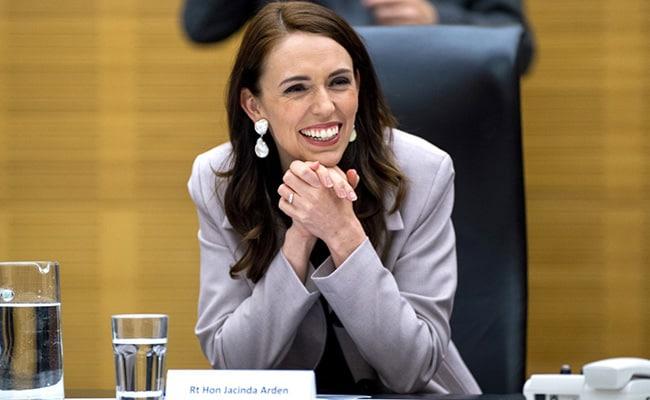 New Zealand's Jacinda Ardern Sworn In For Second Term