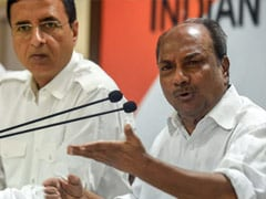 Leaking Official Secret Of Military Operations Treason: Former Defence Minister AK Antony