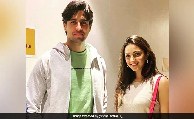 Kiara Advani And Rumoured Boyfriend Sidharth Malhotra's Fiery Twitter Exchange