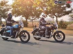 रॉयल एनफील्ड ने सिर्फ मार्च 2021 में बेचीं 10,000 से ज़्यादा मीटिओर 350 बाइक