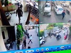 इंदौर : बीजेपी नेता और पूर्व विधायक के घर पर हथियाबंद बदमाशों ने किया हमला