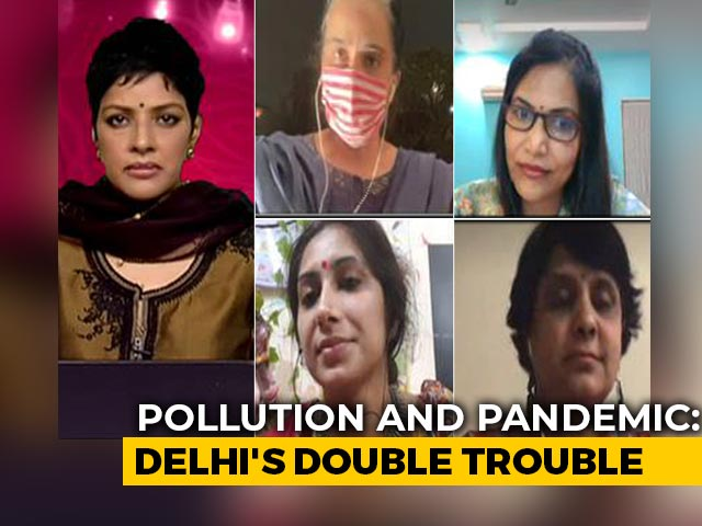 Video : Battling Pollution: 'Warrior Moms' On A Mission