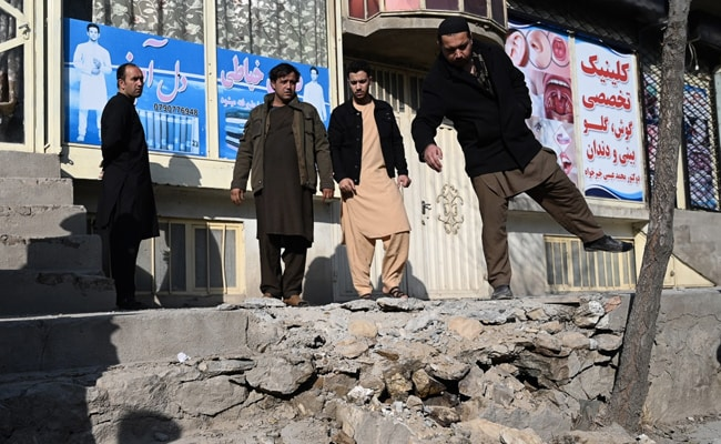 At Least 8 Dead In Kabul Rocket Attack