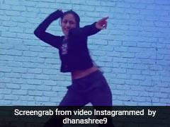 Dhanashree ने 'इट्स टाइम टू डिस्को' पर यूं किया एनर्जेटिक डांस, युजवेंद्र चहल की मंगेतर का Video मचा रहा है धमाल