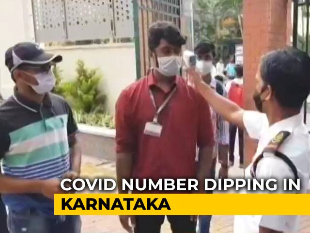 Video : With Covid Caution, Karnataka Colleges Gear Up For Reopening