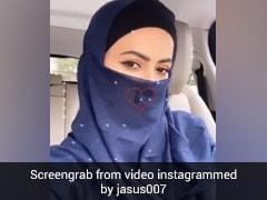 शादी के बाद पति संग ड्राइव पर निकलीं सना खान, वायरल हुआ रोमांटिक अंदाज- देखें Video
