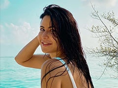 """""""Paradise Found"""": Katrina Kaif's Maldives State Of Mind In Two Words"""