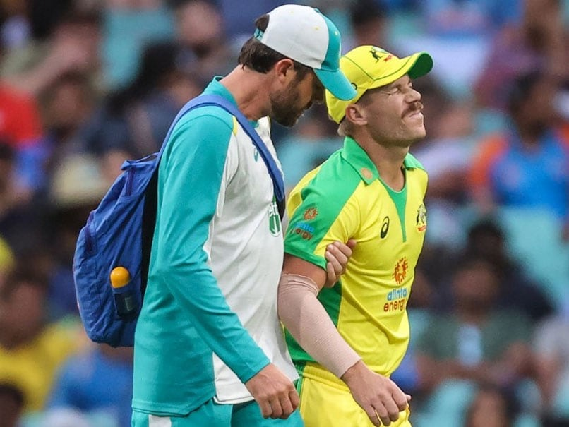 Australia vs India: Injured David Warner A Doubt For Tests, D'Arcy Short Called Up For T20Is