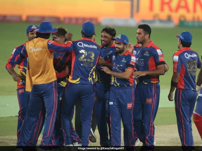 PSL: Karachi Kings In Final After Super Over Win Over Multan Sultans