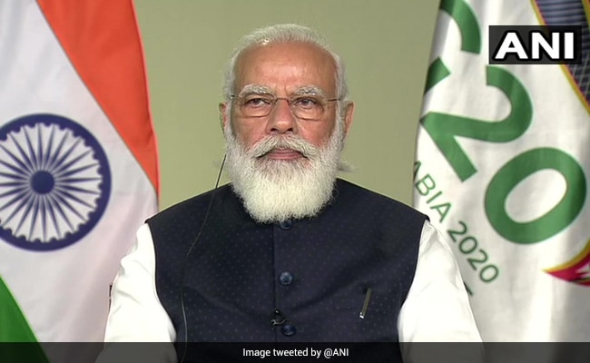 'COVID-19 Biggest Challenge Since World War 2': PM Modi At G20 Summit