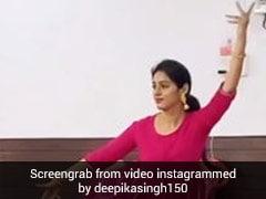 दीपिका सिंह ने पिंक सूट में 'भागे रे मन' गाने पर किया क्लासिकल डांस, Video ने इंटरनेट पर मचाई धूम