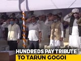 Video : Thousands Mourn Tarun Gogoi, Assam's Great Unifier