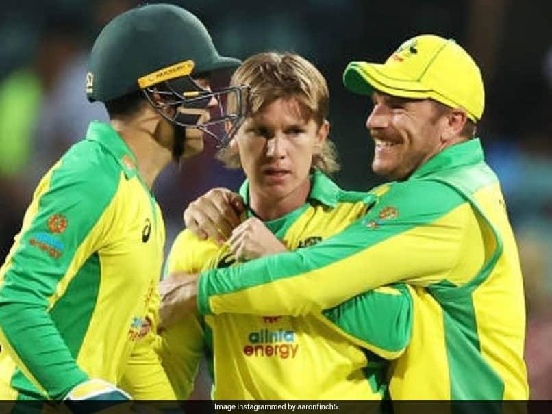 استرالیا در مقابل هند: آرون فینچ خوشحال است که دوباره مقابل هواداران بازی می کند