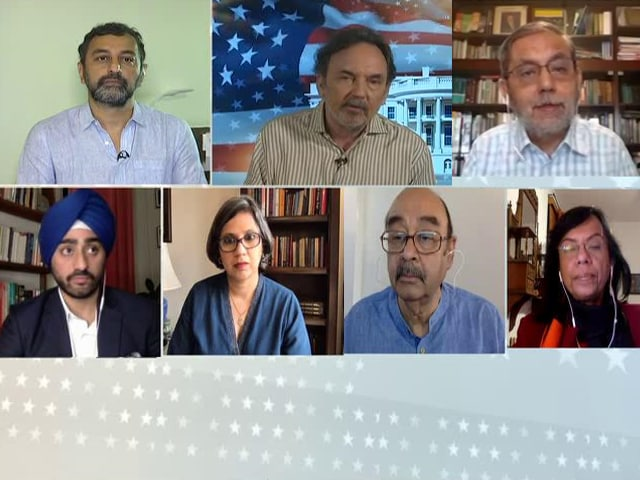 Video : US Elections 2020 Results With Prannoy Roy