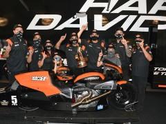 Harley-Davidson Scales Back Racing Efforts