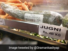 Viral Pic: When Zucchini Became 'Jugni' In Punjab! See Hilarious Tweet