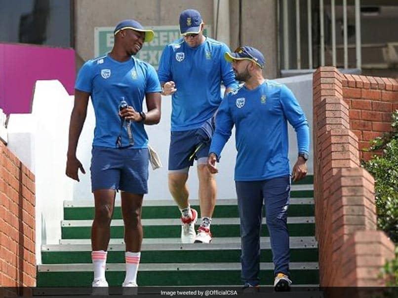 کریکت آفریقای جنوبی برای سری آینده White White Ball مقابل انگلیس آماده می شود