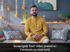 "Happy Diwali 2020: Virat Kohli Leads Diwali Wishes, Urges Fans Not To ""Burst Crackers"""
