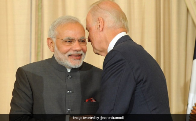 PM Modi, Biden Will Speak At 'Mutually Convenient Time', Ties Have Bipartisan Support In US: Centre