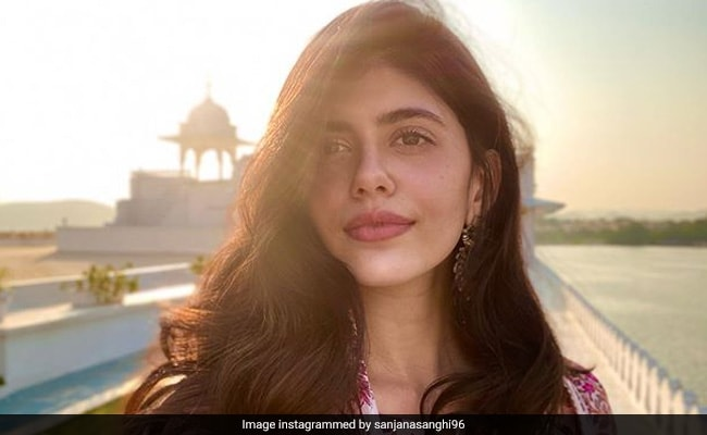Sanjana Sanghi's Udaipur Pics Are What Winter Afternoons Should Look Like