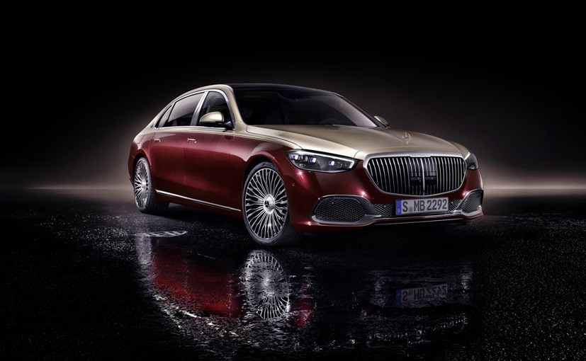 Measuring nearly 5.5 metres in length, the 2021 Mercedes-Maybach is longer by 180 mm over the S-Class