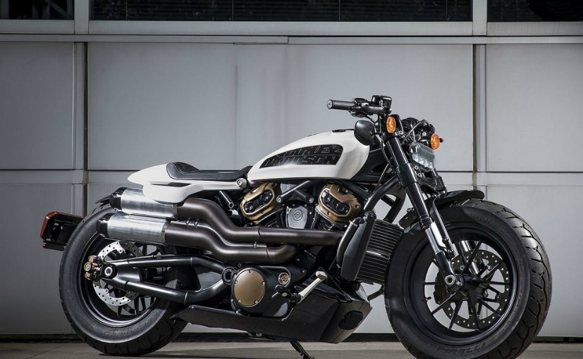 The Harley-Davidson Custom 1250 will go into production in 2021