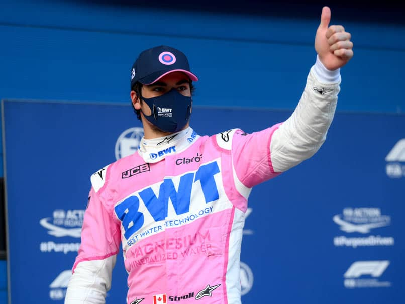 Turkish GP: Lance Stroll Takes Maiden Pole To Upstage Title-Chasing Lewis Hamilton