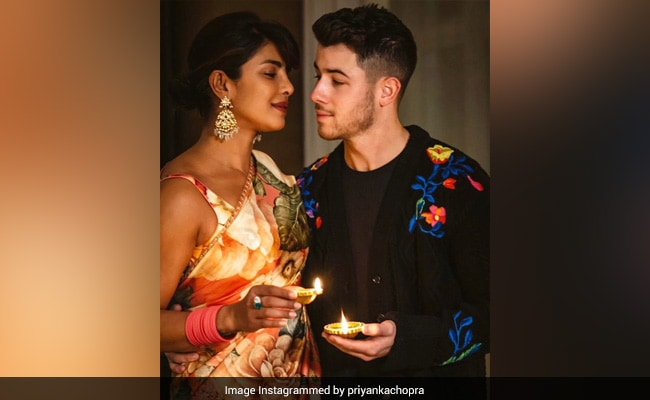 Priyanka Chopra Jonas And Nick Jonas' London Holiday Featured This Sparkly Sweet Treat!