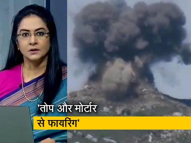 Video : देस की बात: पाकिस्तान ने सीजफायर तोड़ा