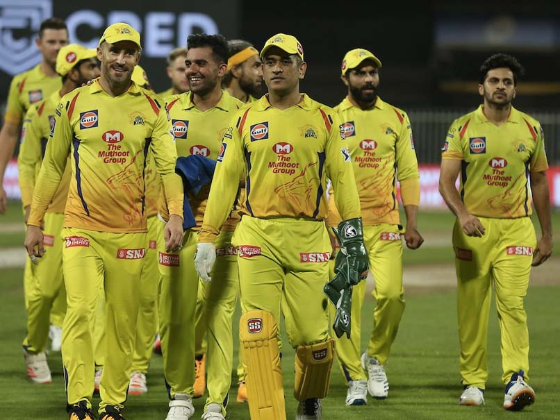 """Chennai Super Kings Hail BCCI For Conducting IPL 2020 Against """"All Odds"""" Amid COVID-19 Outbreak"""