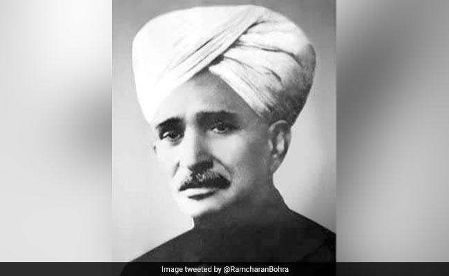 PM Modi Remembers Sir Chhotu Ram On His Birth Anniversary
