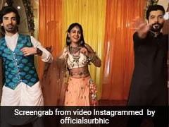 Surbhi Chandna ने ऋतिक रोशन के गाने 'एक पल का जीना' पर यूं किया डांस, वायरल हुआ Video