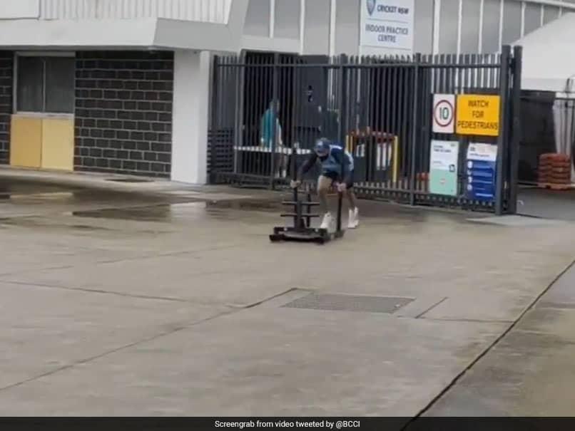 India vs Australia: Ravindra Jadeja Warms Up For Australia Series With Unique Drill. Watch