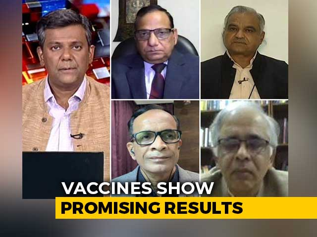 Video : Does India Have Infrastructure To Distribute Vaccine Doses?