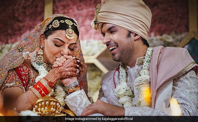 Inside Kajal Aggarwal And Gautam Kitchlu's Dreamy Wedding. See Pics