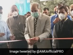 Phase 3 Trials Of Covaxin Begin, AMU Vice Chancellor Is First Volunteer