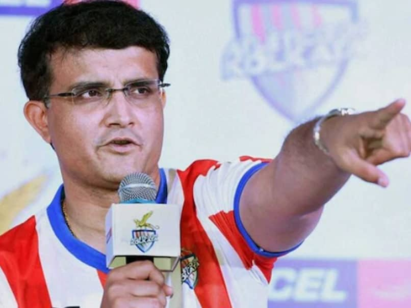 "Sourav Ganguly Hopes ""Favourite Club Manchester United"" Recovers And Get Where It Used To Be"