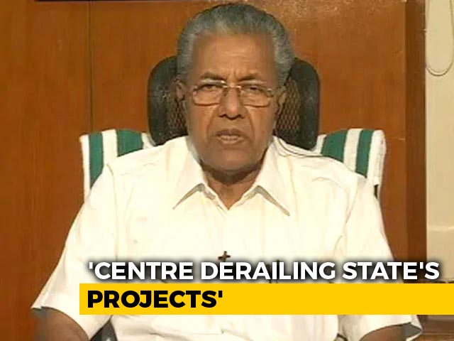 "Video : Central Probe Agencies ""Hovering Around Officials"": Kerala Chief Minister"